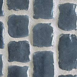 """Pavés Courtstones Natural ép.5,8cm """"BELGIAN BLUE"""""""