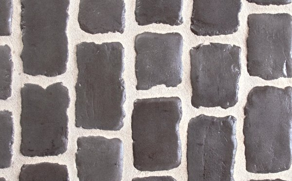 Pavés Courtstones Natural ép. 5,8 cm IRON GREY
